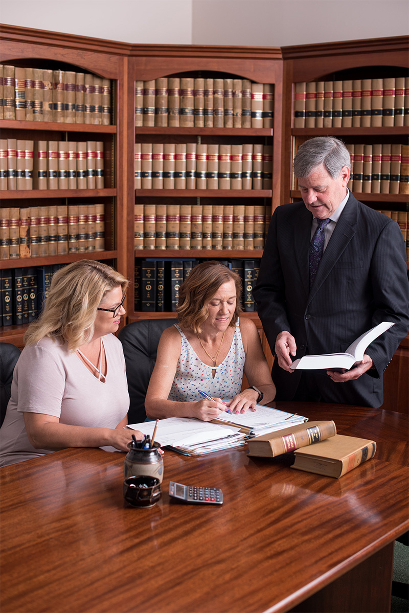 Child Custody, Visitation and Child Support