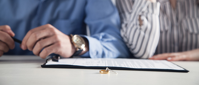 Divorce in Virginia
